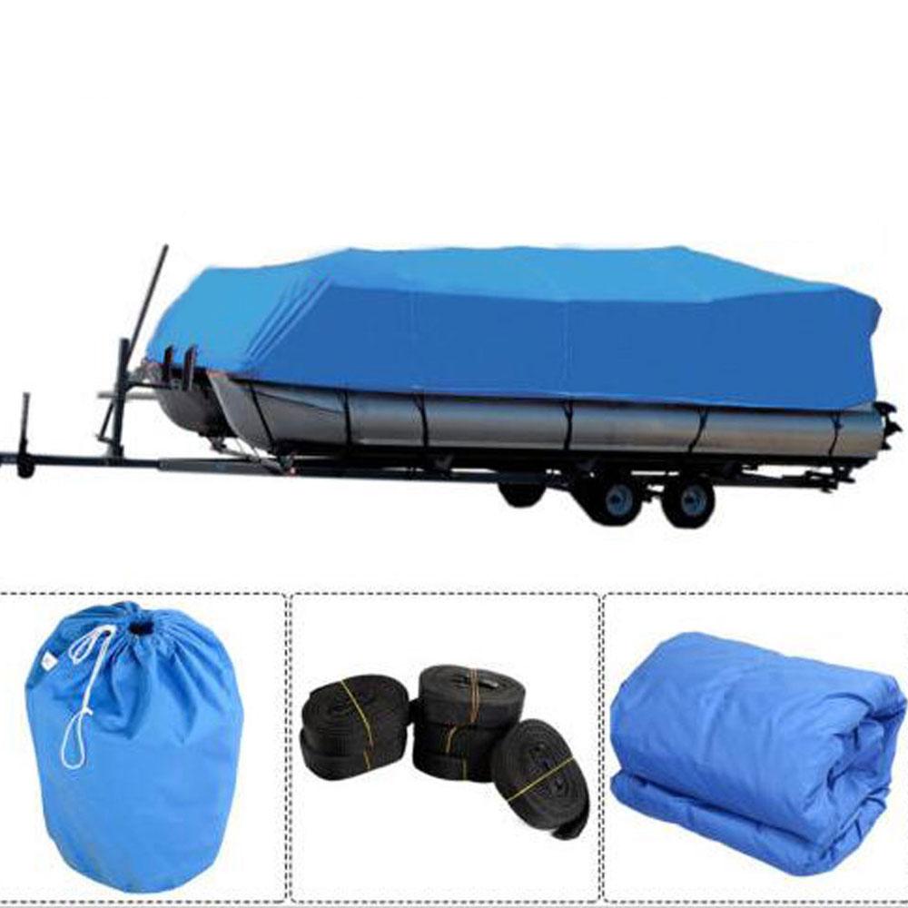 Heavy Duty Boat : Quot heavy duty fabric d waterproof trailerable