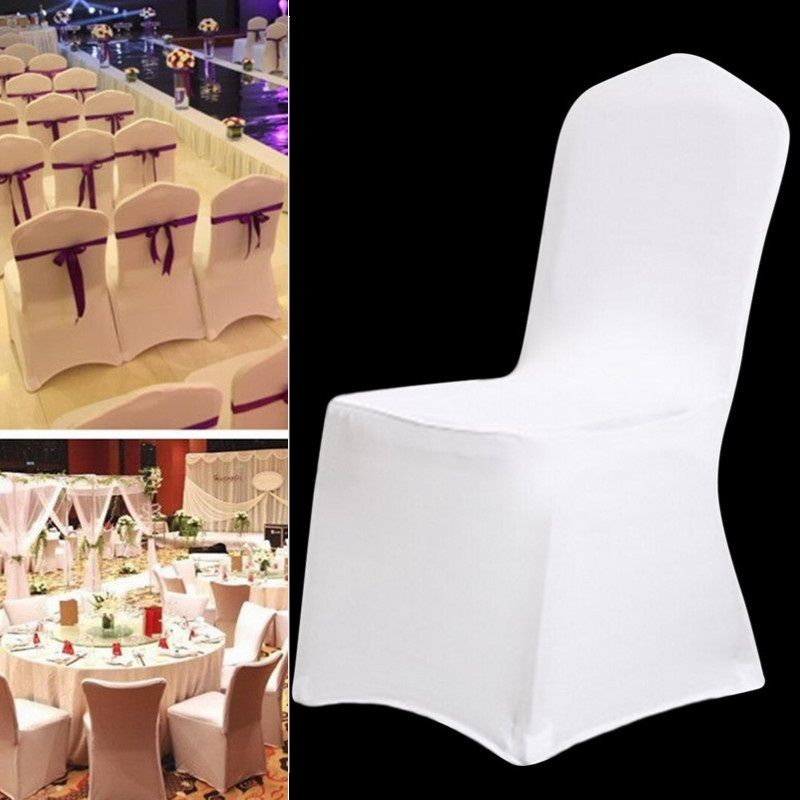 Marvelous Details About 1 20 50 100 Universal Spandex Fitted Folding Chair Covers Wedding Party Banquet Camellatalisay Diy Chair Ideas Camellatalisaycom