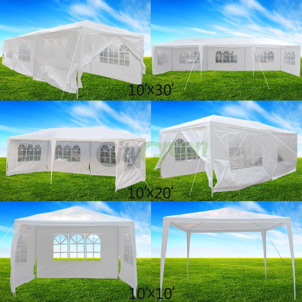 10x10 10x20 10x30 Outdoor Canopy Party Wedding Tent Heavy