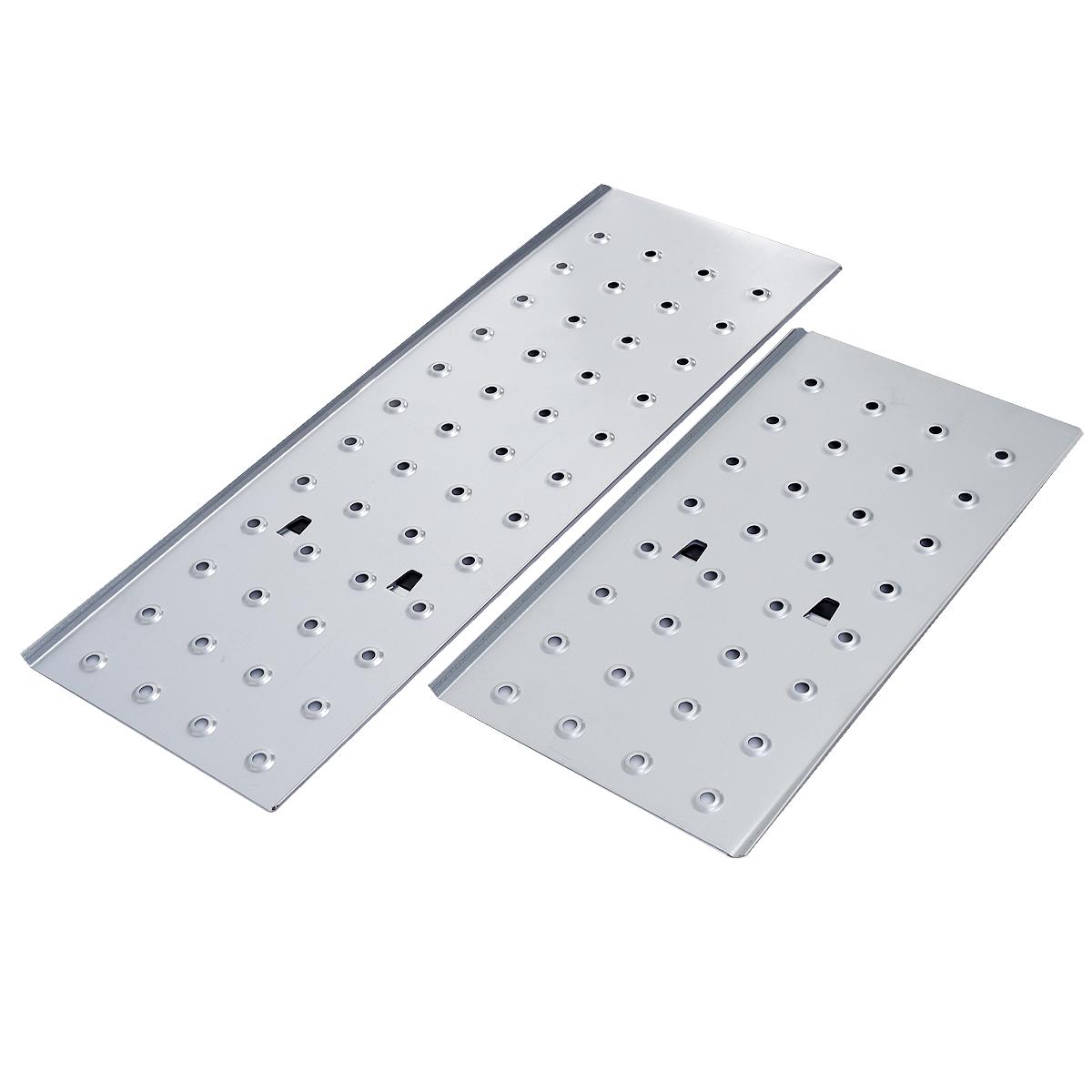 Aluminum Scaffold Stairs : New lb ft step platform multi purpose aluminum