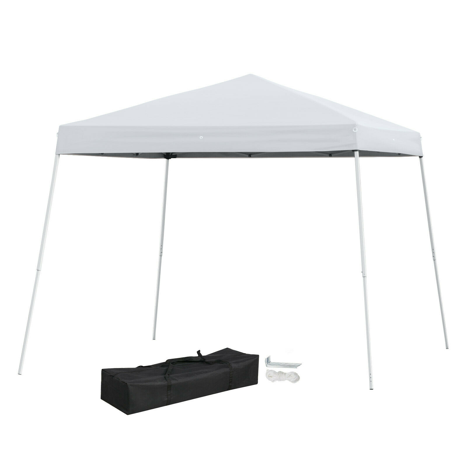 Details about 10X10' Pop Up Canopy Tent Outdoor Event Instant Shade Shelter  Commercial Gazebo