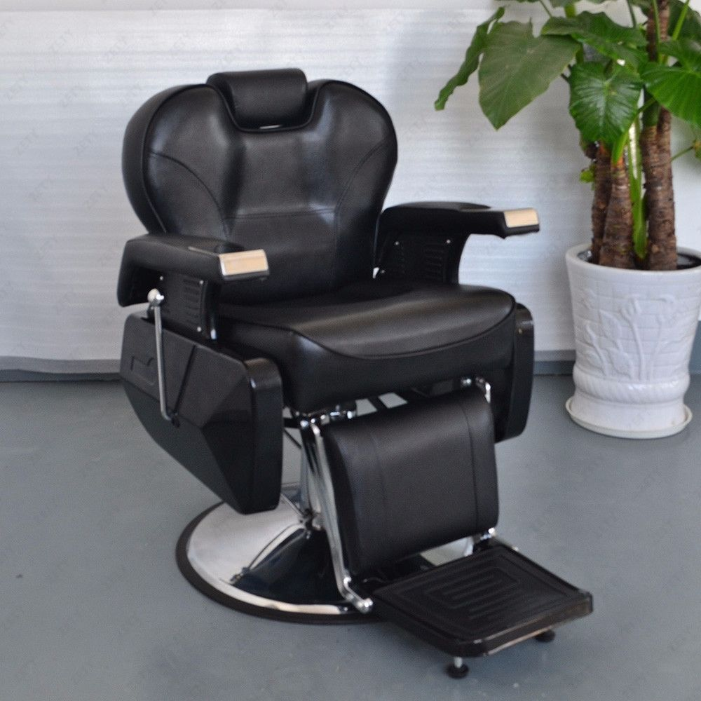 3~Hydraulic Recline Barber Chair Antique Shop Salon Spa Shampoo Hair  Styling New - 3~Hydraulic Recline Barber Chair Antique Shop Salon Spa Shampoo Hair