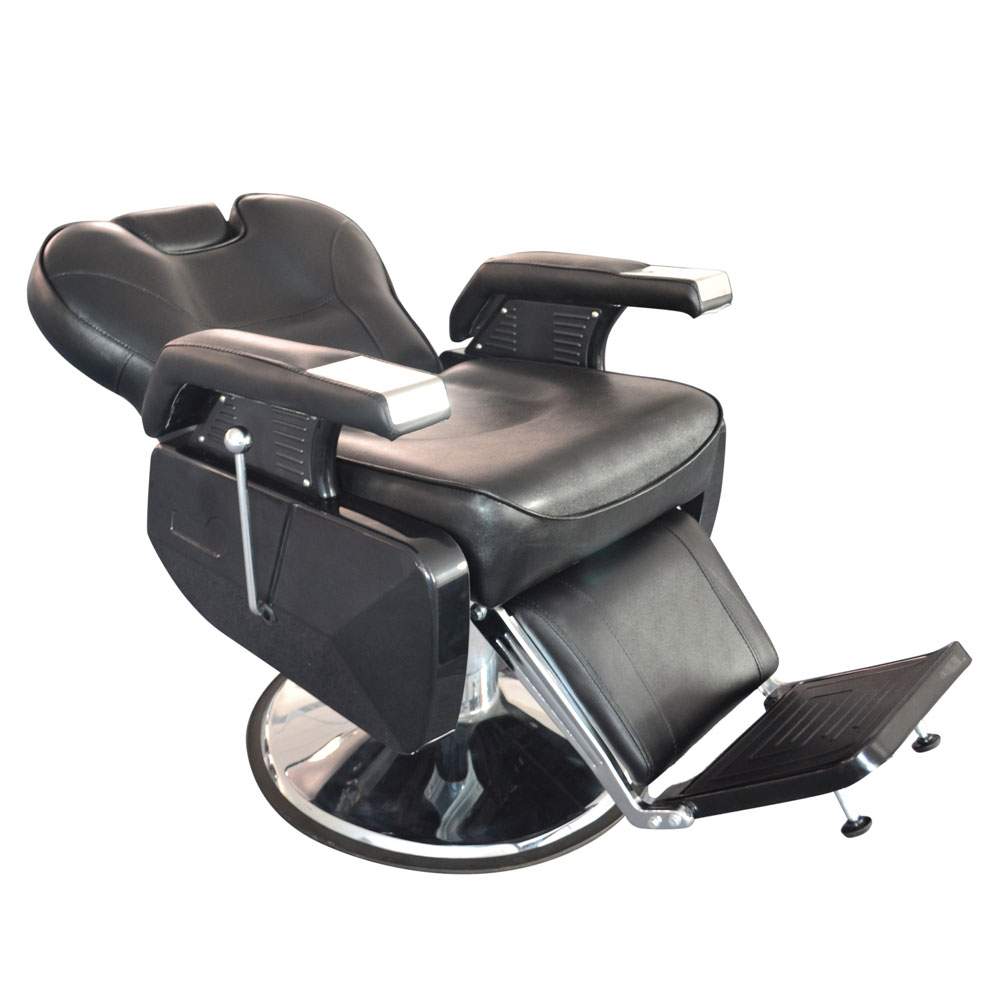 hydraulic hair styling chairs hair cutting hydraulic reclining heavy duty barber chair 7463