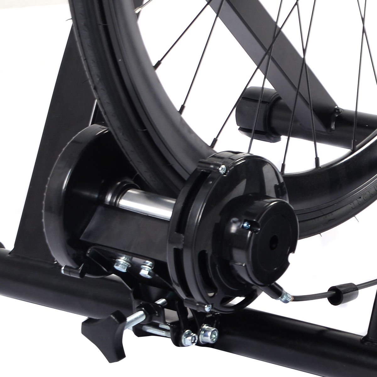Exercise Bike Stand Indoor Bicycle Cycling Trainer Magnet