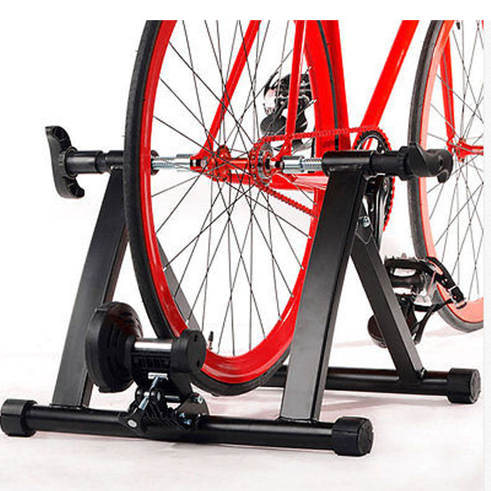 Magnetic Exercise Bike Bicycle Trainer Stand Resistance