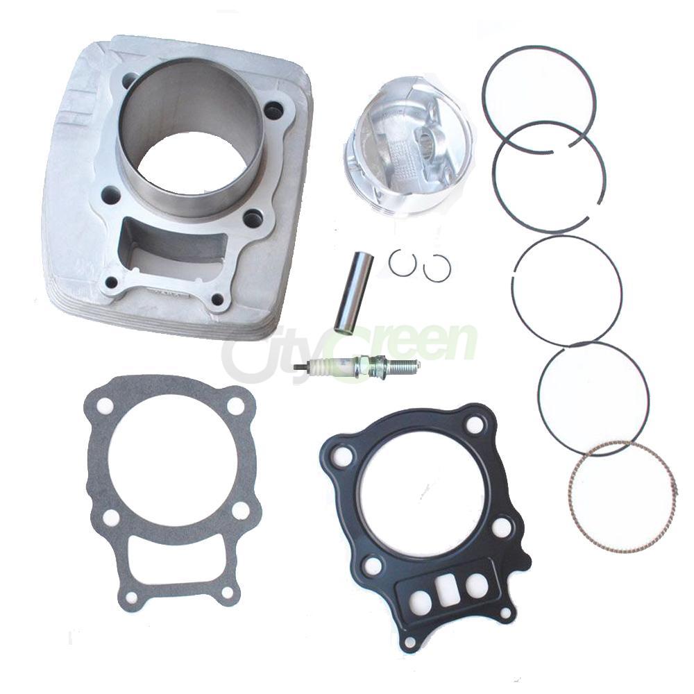 New Cylinder Piston Ring Gasket Kit Set for Honda Rancher TRX 350 2000-2006 | eBay