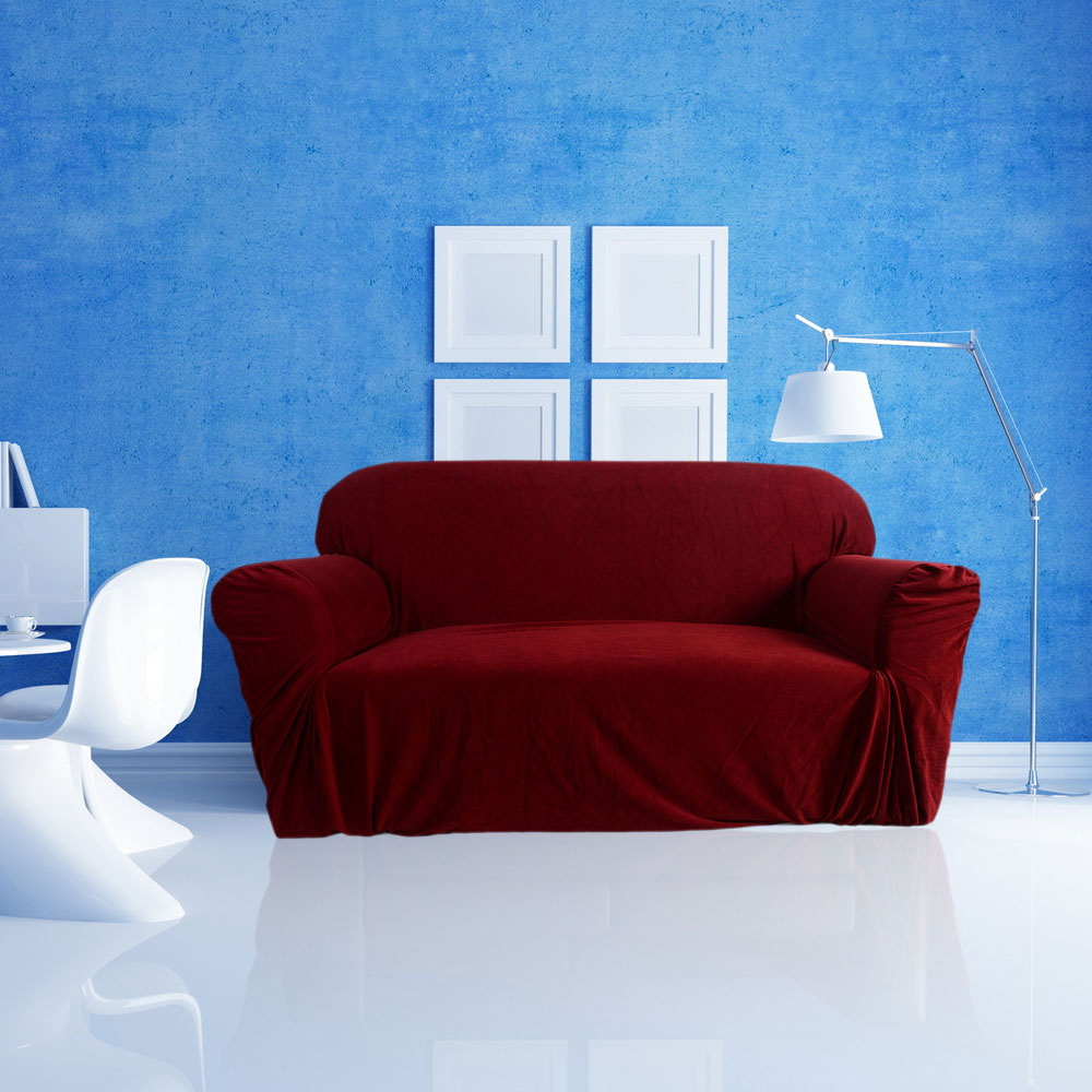 New Slipcover Stretch Sofa Cover Sofa With Loveseat Chair: New Stretch Furniture Slipcover Choose From Chair Sofa