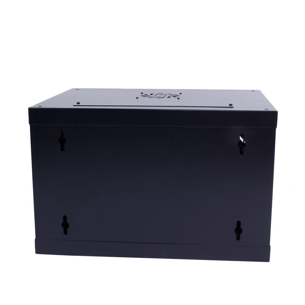 6u Wall Mount Network Server Data Cabinet Enclosure Rack