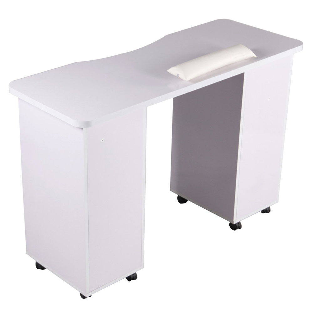 Manicure Nail Table Station Desk Spa Beauty Salon Beauty Equipment ...