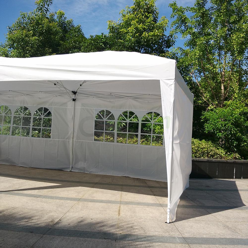 10 X20 Ez Pop Up Wedding Party Tent Folding Gazebo Beach