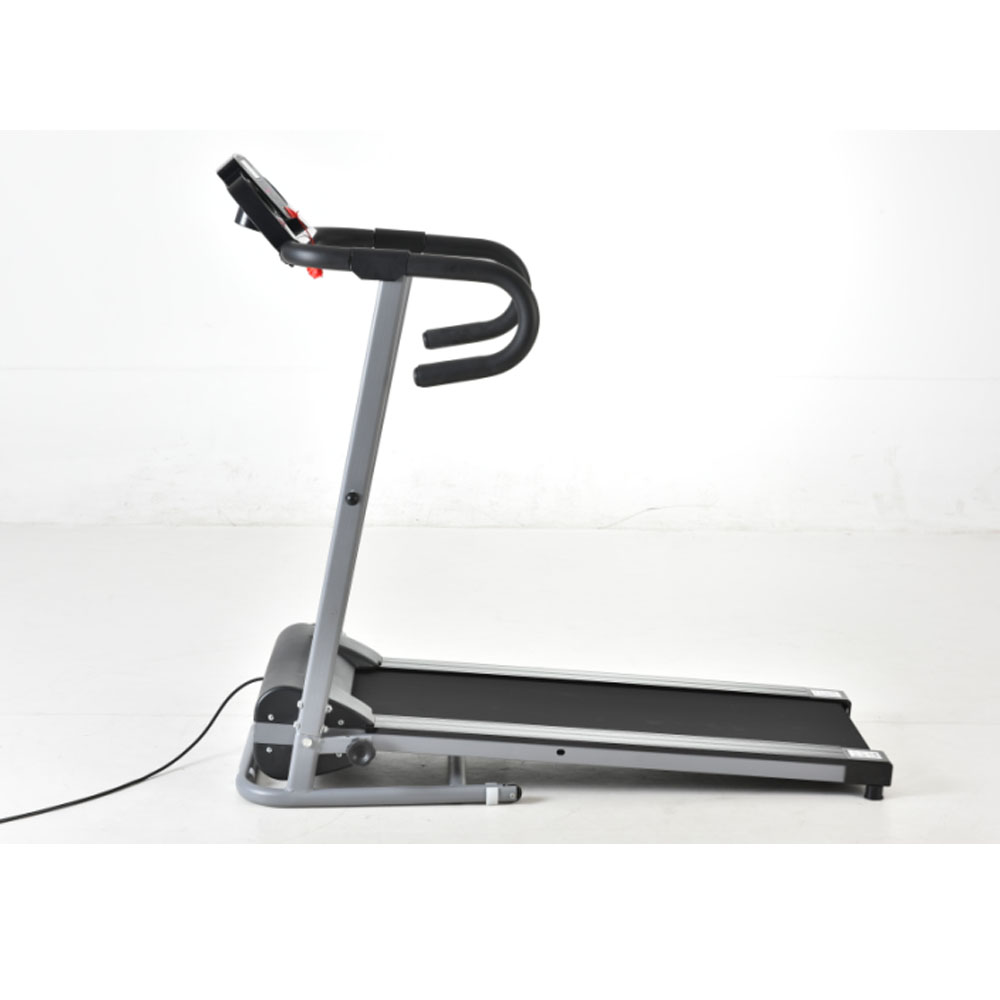 500w portable folding electric motorized treadmill running for Best choice products black 500w portable folding electric motorized treadmill