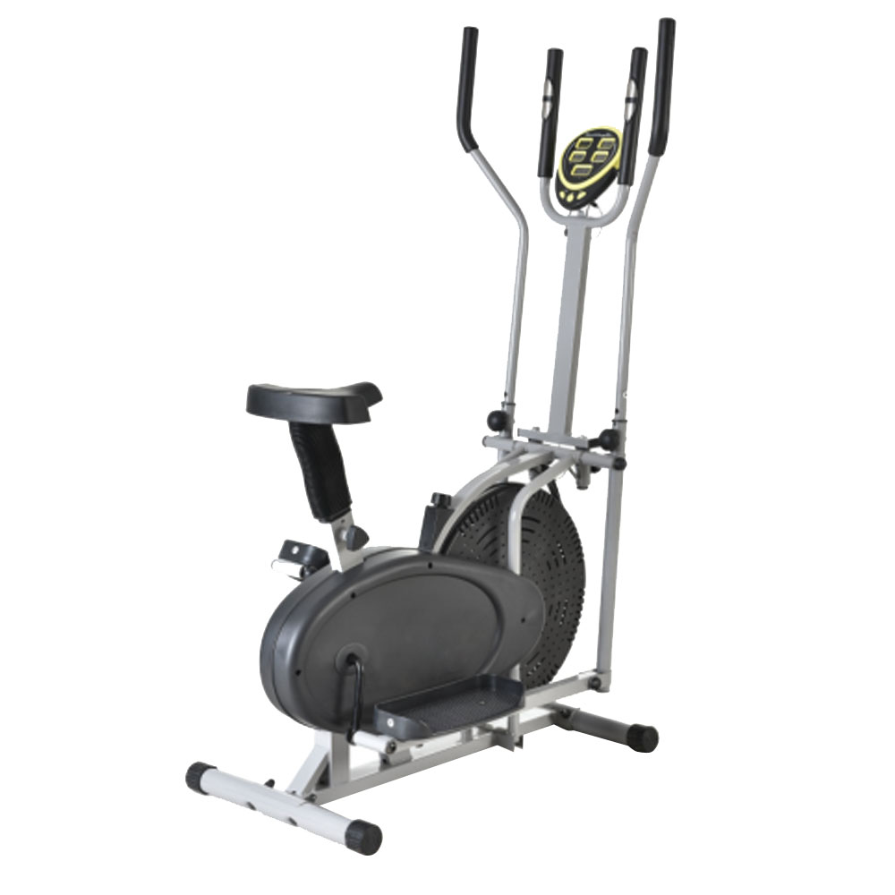 New Elliptical Bike 2 IN 1 Cross Trainer Exercise Fitness