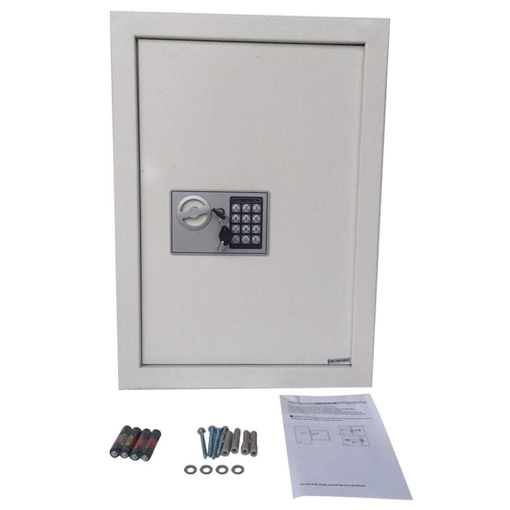 Digital Electronic Flat Recessed Wall Hidden Safe Security