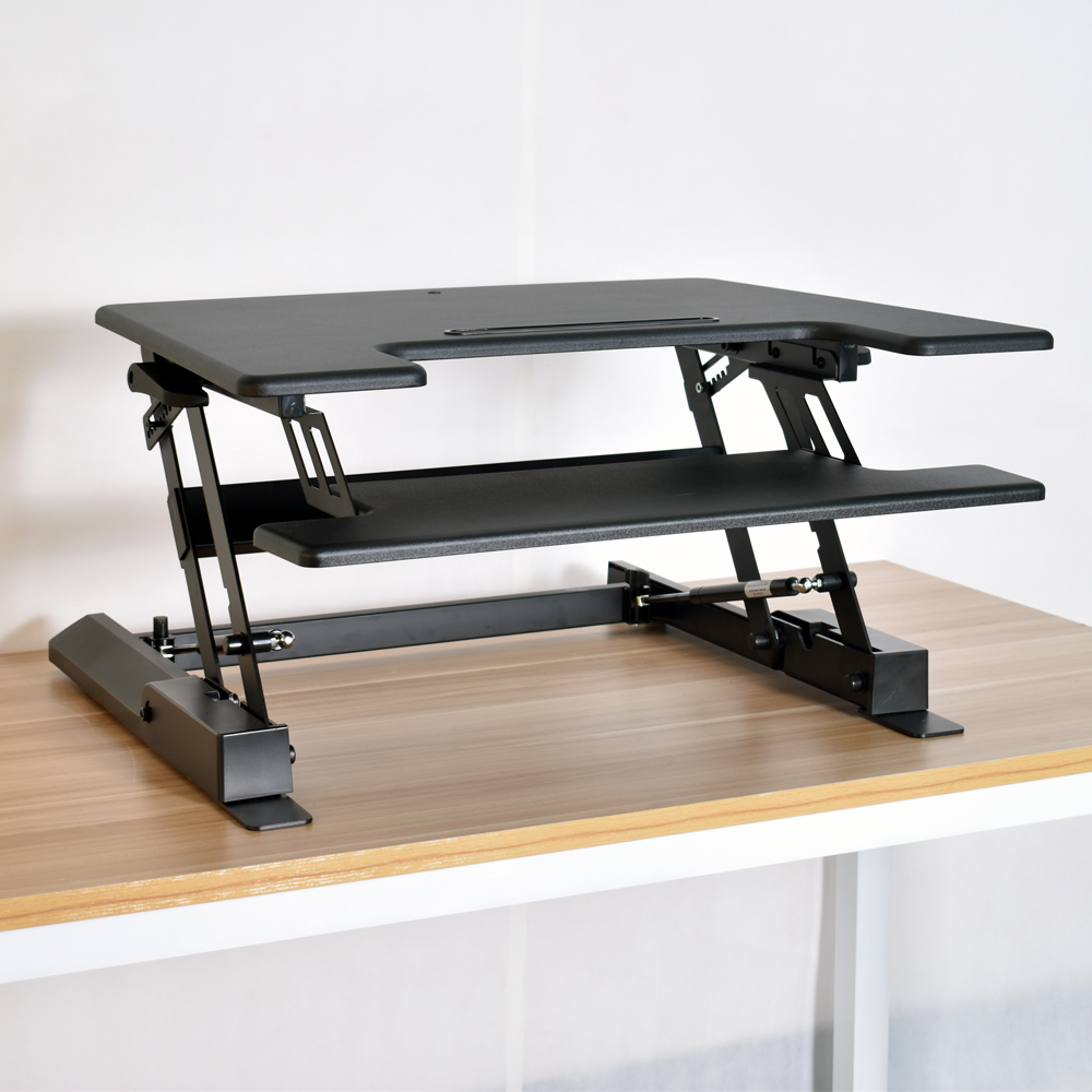 Adjustable Height Stand Up Desk Computer Workstation Lift