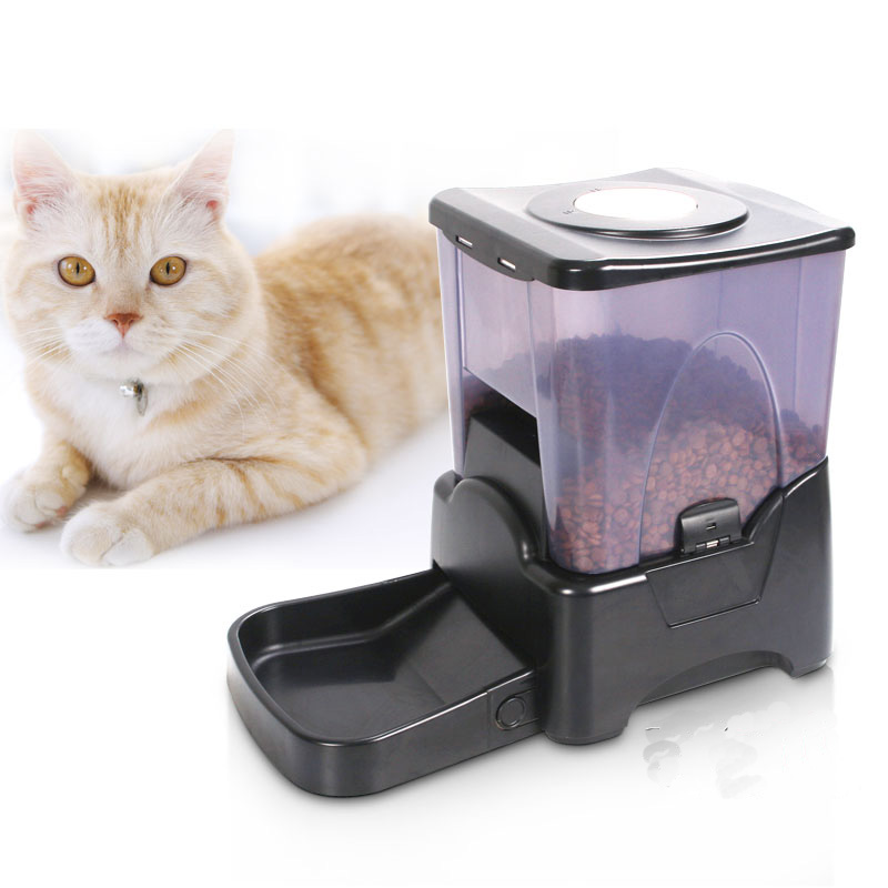 world feeding wet timer infrared food and thermo cat meals s first protection cooling pre integrated catsomat for with of device automatic electrically cats feeder the warming engl