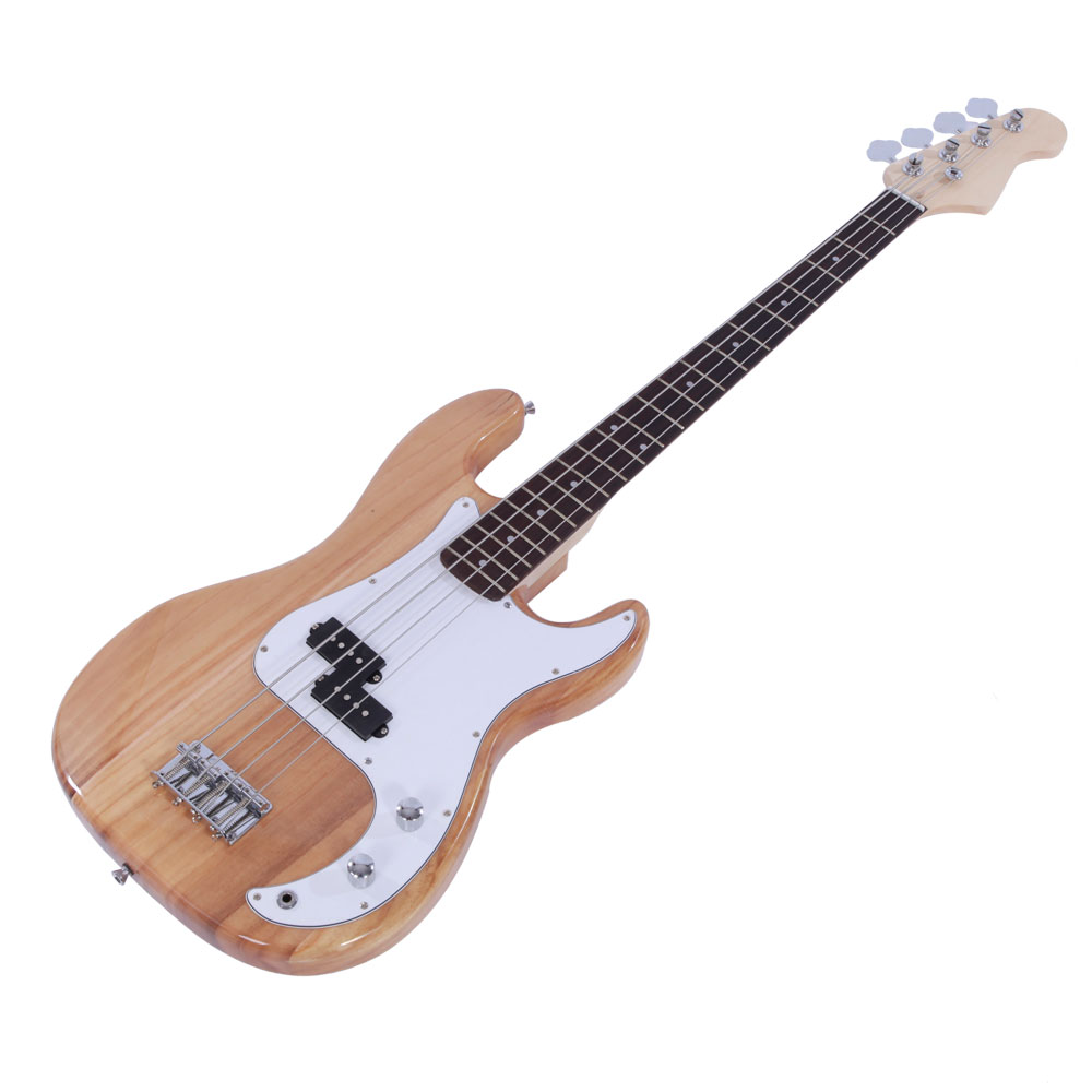 new professional yellow 4 string electric bass guitar ebay. Black Bedroom Furniture Sets. Home Design Ideas