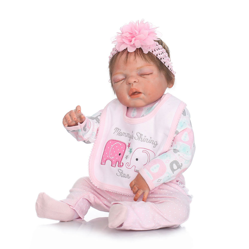 22 Quot Realistic Handmade Reborn Baby Doll Girl Newborn