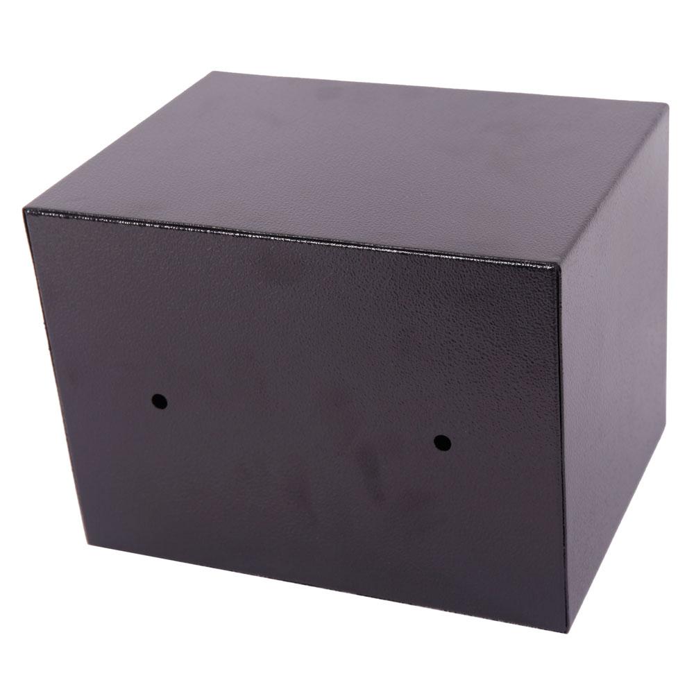 sentry digital electronic safe box keypad lock home office hotel gun steel black. Black Bedroom Furniture Sets. Home Design Ideas