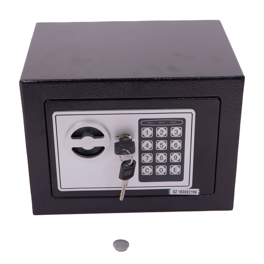 sentry digital electronic safe box keypad lock home office. Black Bedroom Furniture Sets. Home Design Ideas