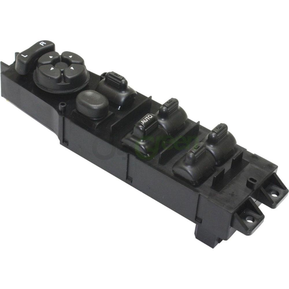 Power master window switch for 97 01 jeep cherokee 4 door for 1998 jeep grand cherokee master window switch