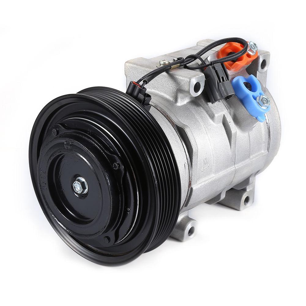 A/C Compressor And Clutch For Acura MDX Honda Odyssey