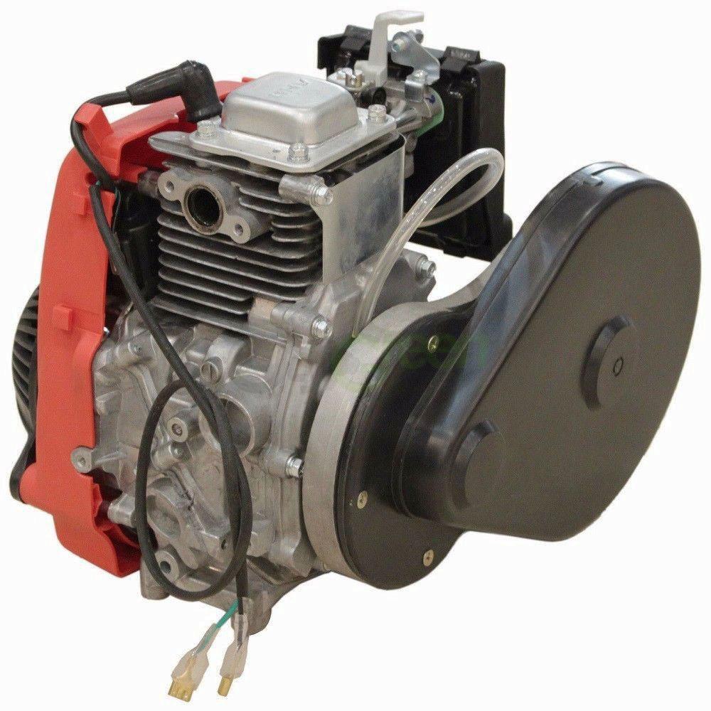 49CC 4-Stroke Gas Petrol Motorized Bike Bicycle DIY Engine