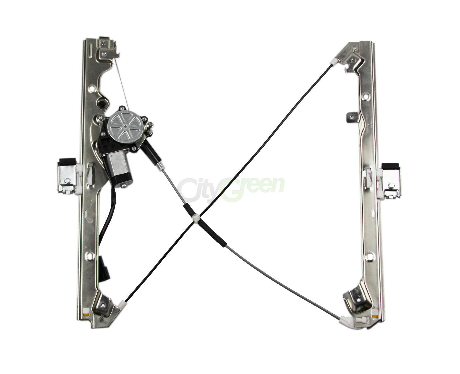 power window regulator motor front passenger side for