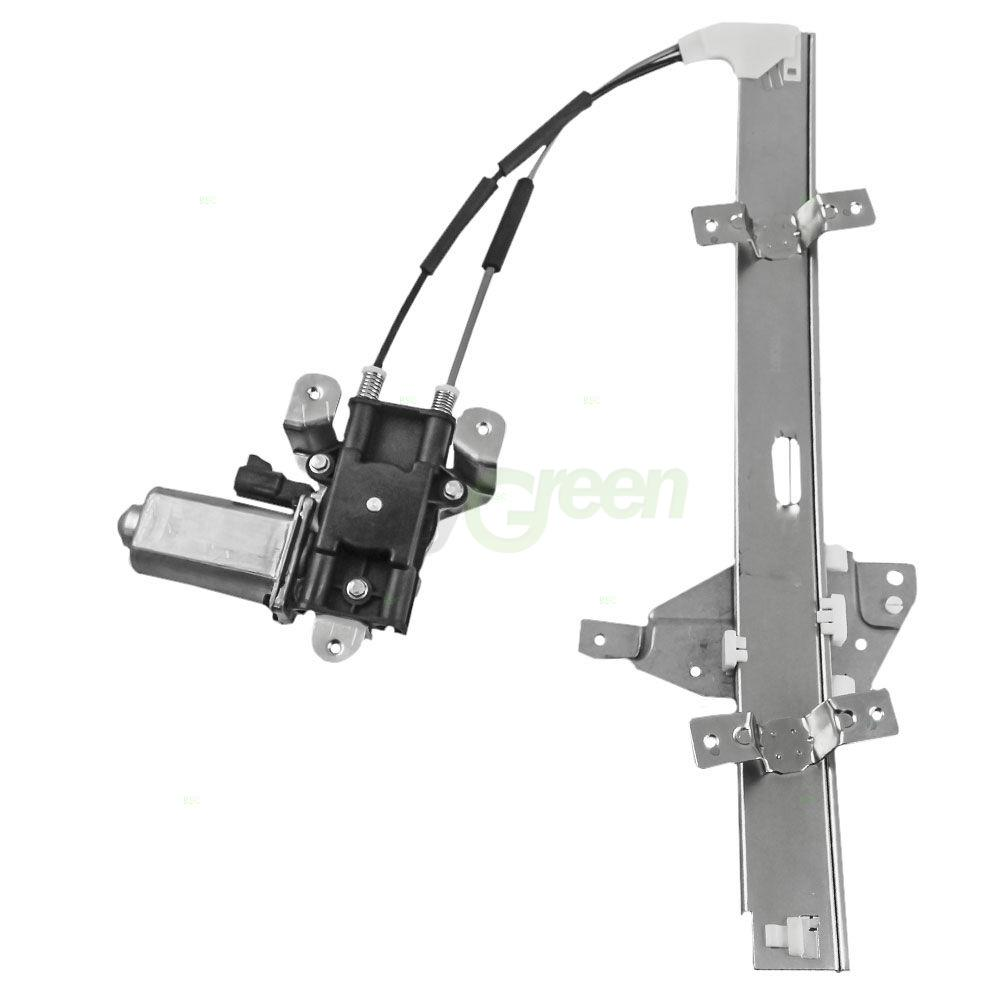 Front passenger side power window regulator w motor for for 2002 buick regal window regulator
