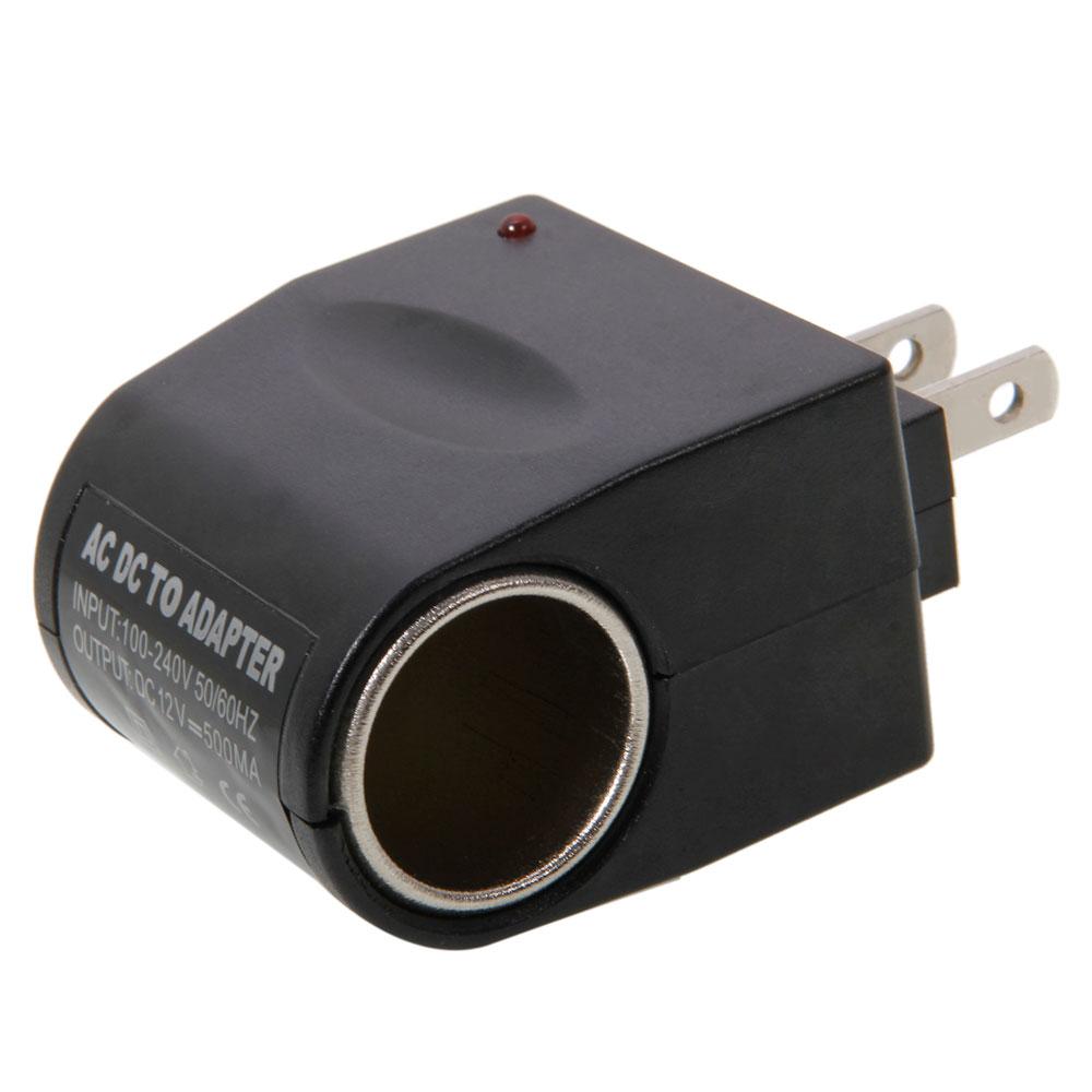 Auto Cigarette Lighter Dual Outlet 12 Volt Power Plug