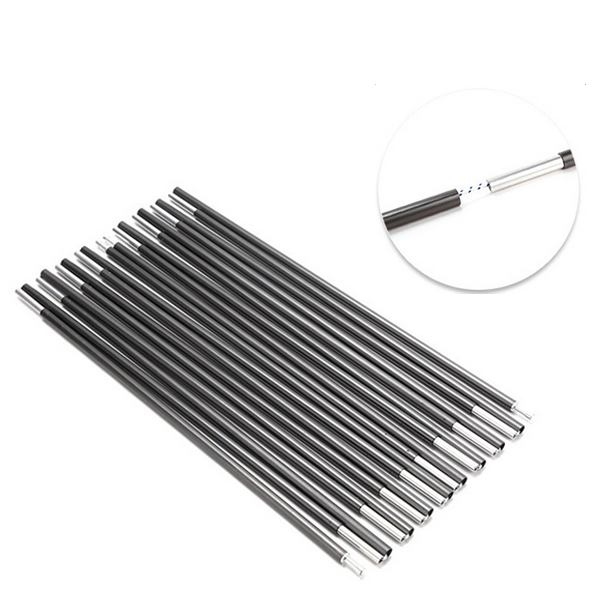C&ing Tent Pole Replacement 18 Sections Aluminum Alloy 8.5mm 344cm Spare  sc 1 st  eBay & Camping Tent Pole Replacement 18 Sections Aluminum Alloy 8.5mm ...
