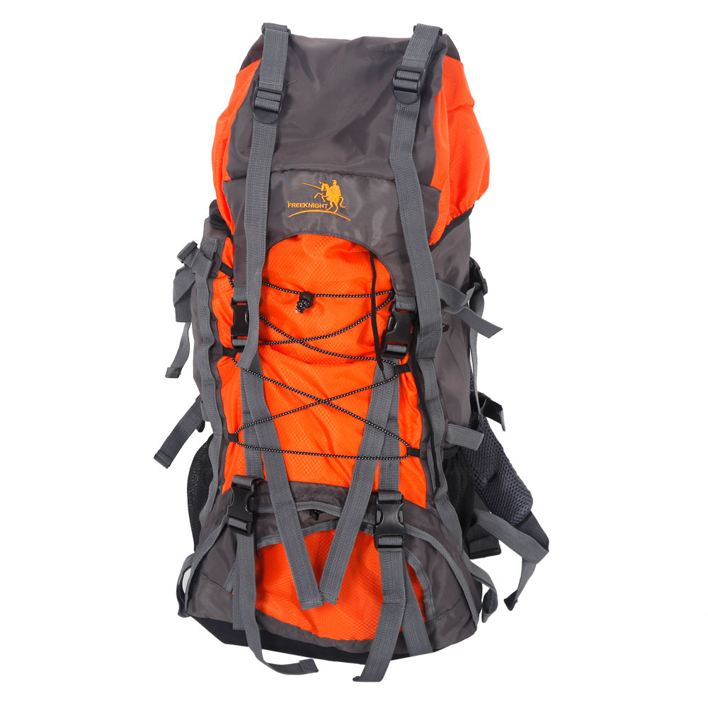 60L Outdoor Backpack Hiking Bag Camping Travel Waterproof Mountaineering  Pack fbd0ac233