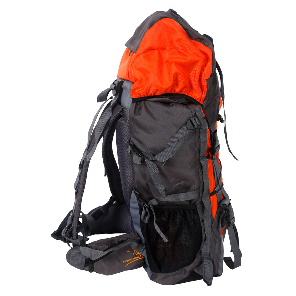 60L Outdoor Backpack Hiking Bag Camping Travel Waterproof ...