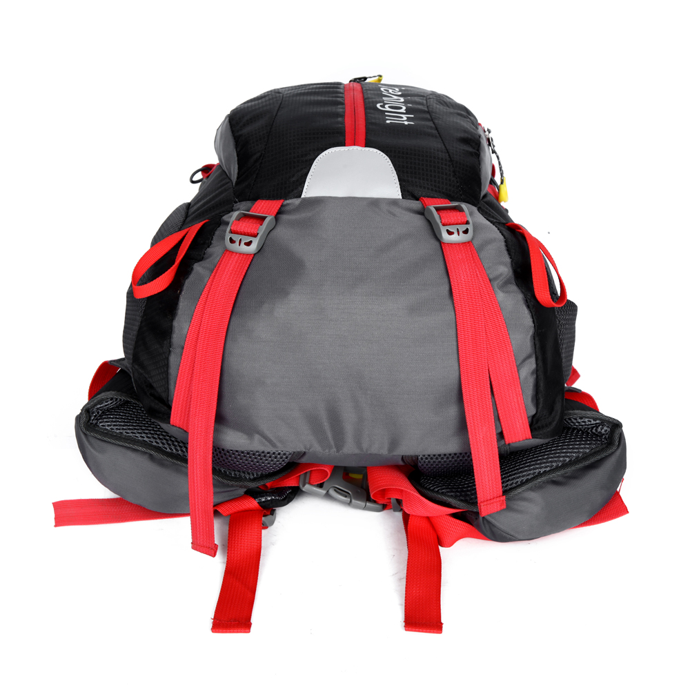 1e191ff4f2 40L Outdoor Backpack Hiking Bag Camping Travel Waterproof Day Pack Climbing  New