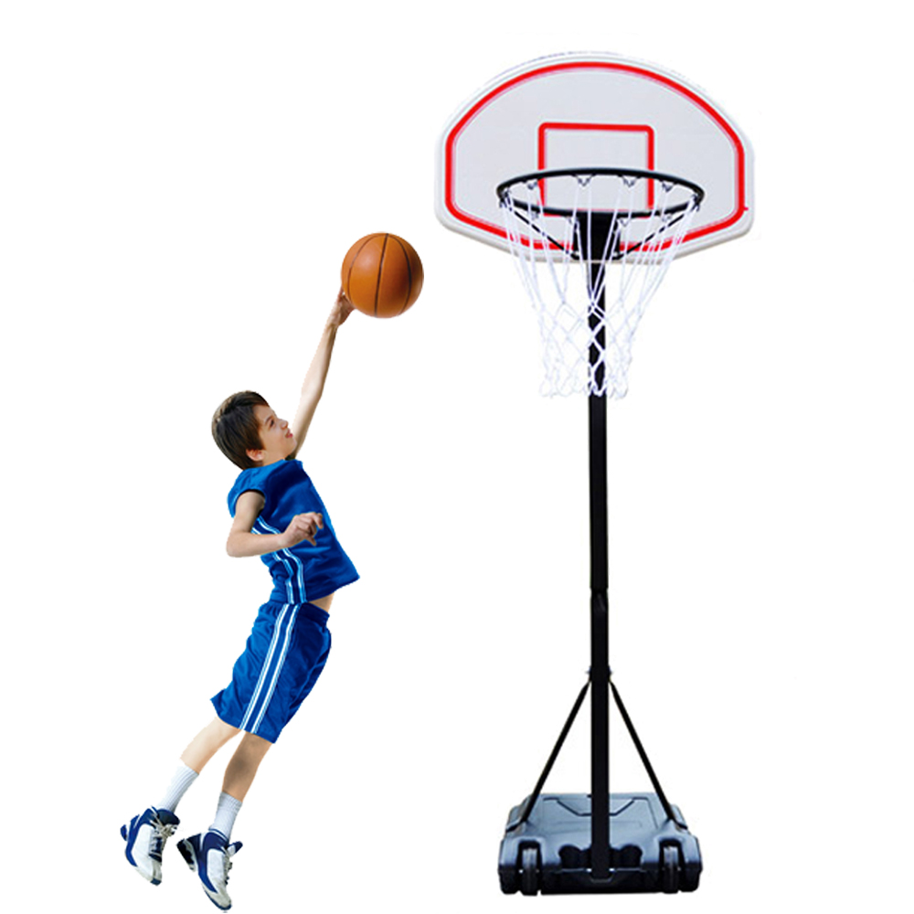 Basketball Hoop Adjustable Backboard Rim System Mini