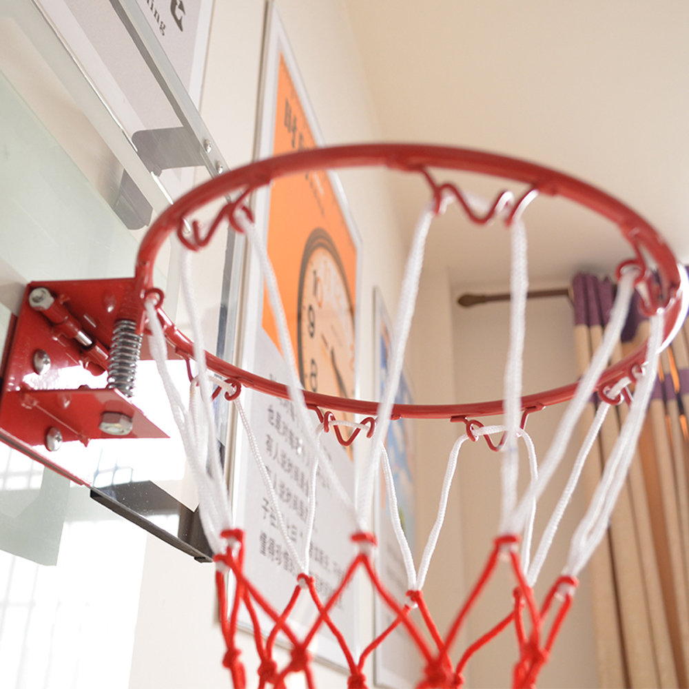 indoor mini basketball hoop backboard system home office room door
