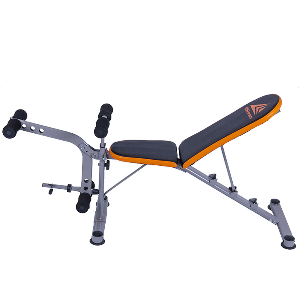 The MGT 4305S Home Foldable Adjustable Flat Incline Decline Dumbbell Weight  Bench Is Ideal For Doing Dumbbell And Abdominal Exercises In The Comfort Of  Your ...