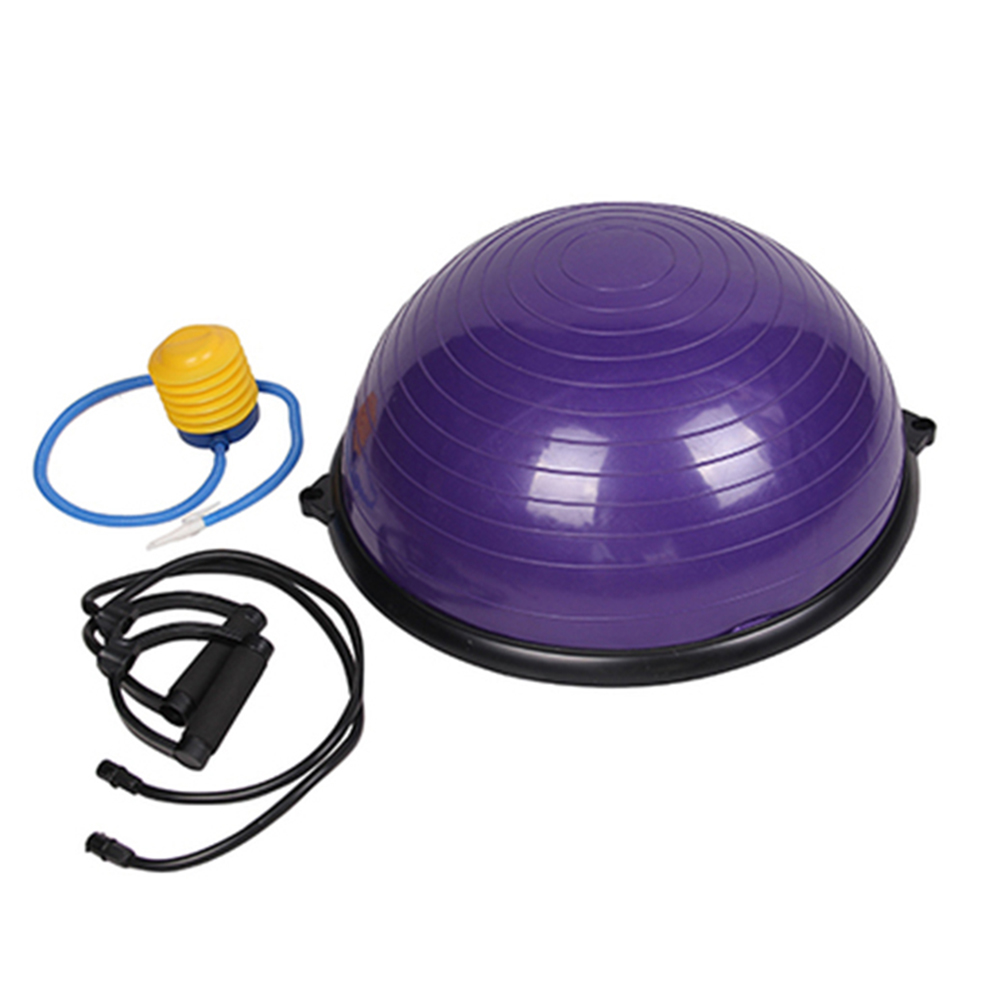 Balance Ball Walmart: Fitness Yoga Balance Exercise Trainer Ball W/ Resistance