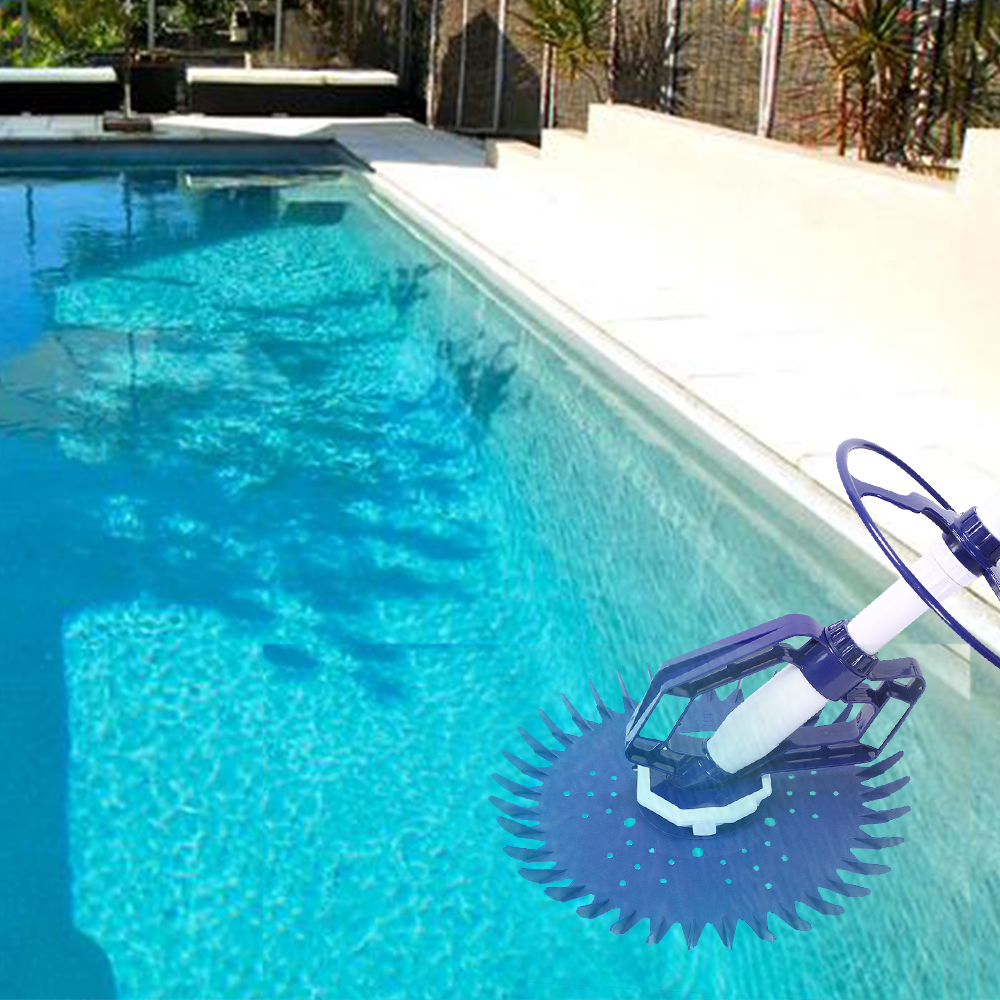 Details about Inground Above Ground Swimming Pool Automatic Cleaner Pool  Vacuum 1M Hose Set