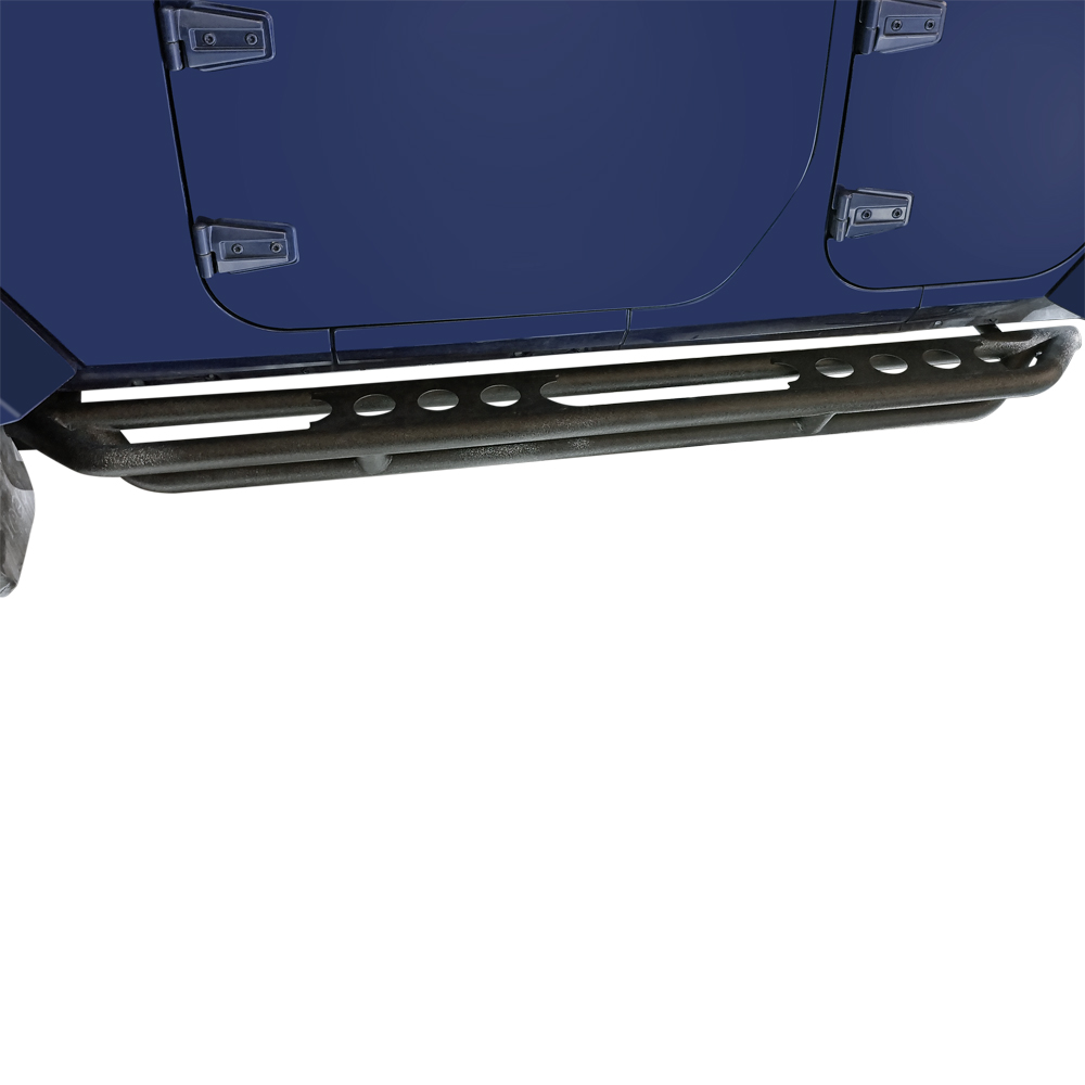 S/S Side Step Nerf Bars Running Board For 2007-2018 Jeep