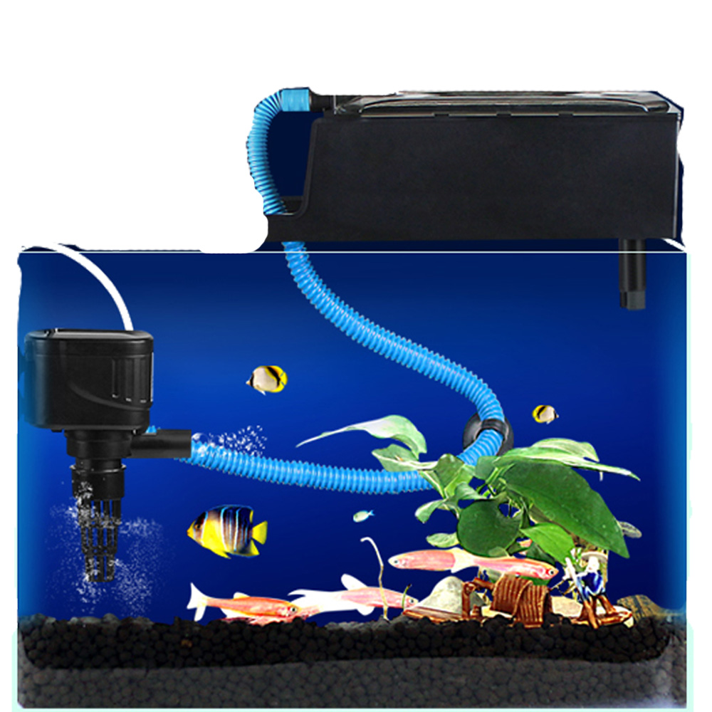 160gph 600l h submersible pump aquarium pond powerhead for Aquarium 600l